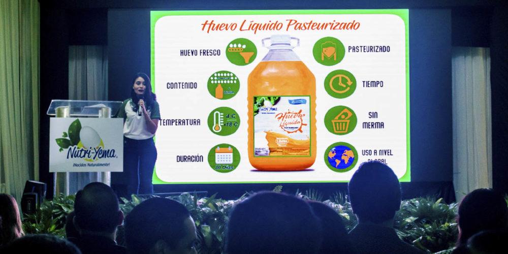 Lanzamiento De Huevo Líquido Pasteurizado Nutri-Yema (HLP)